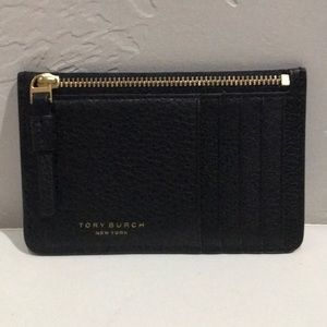 Tory Burch Perry Zip Cardholder